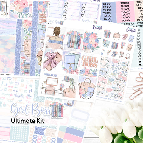 Girl Boss - Ultimate Vertical Kit