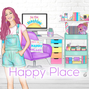 'Happy Place' Collection