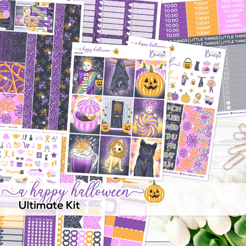 A Happy Halloween - Ultimate Vertical Kit