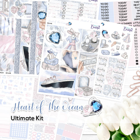 Heart of the Ocean - Ultimate Vertical Kit