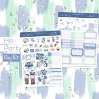 'His Party' Collection