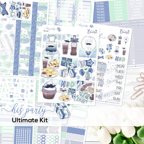 His Party - Ultimate Vertical Kit
