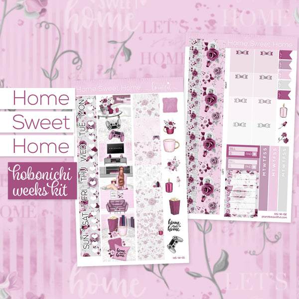 'Home Sweet Home' Collection