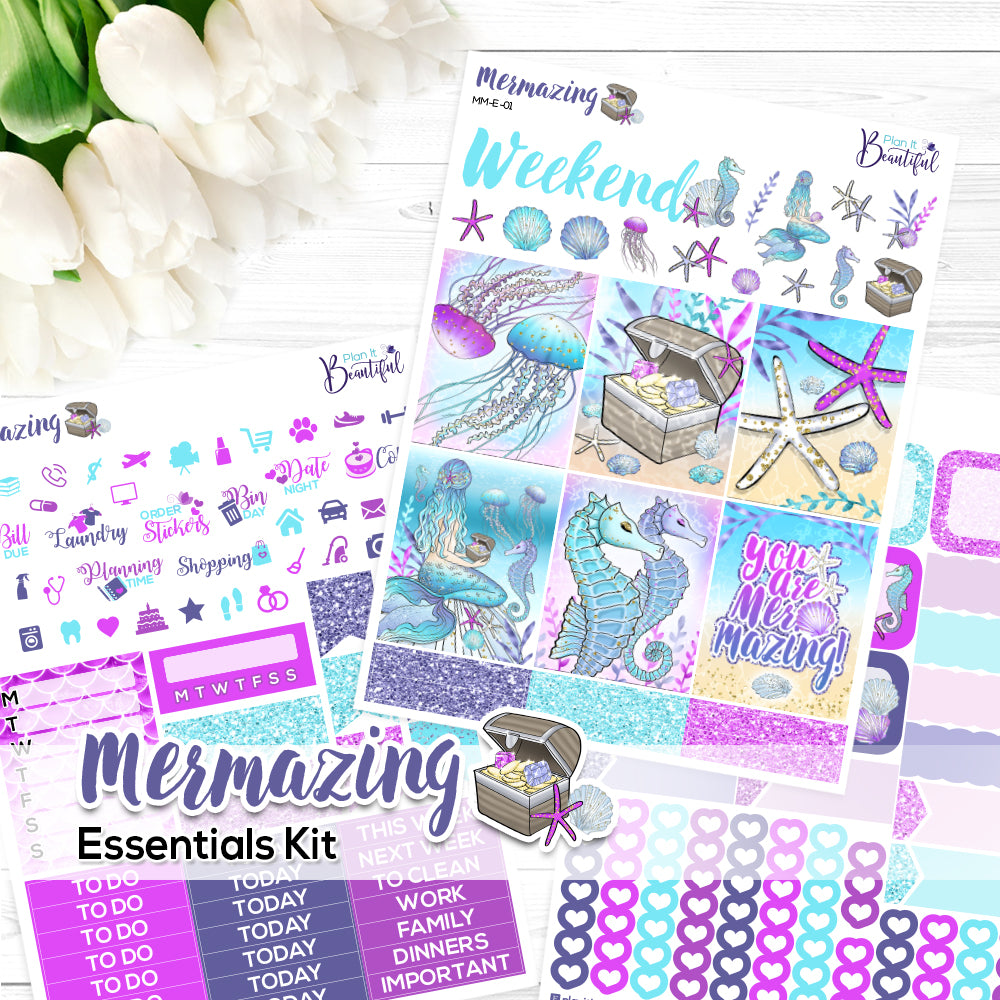 Mermazing - Essentials Kit