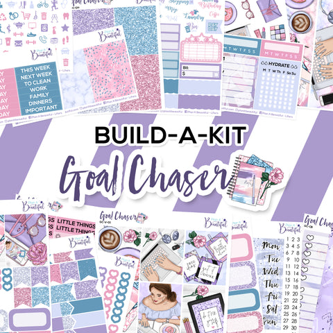 Goal Chaser: Build-A-Kit