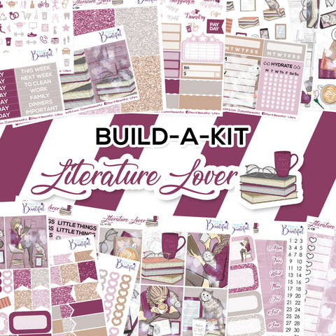 Literature Lover: Build-A-Kit