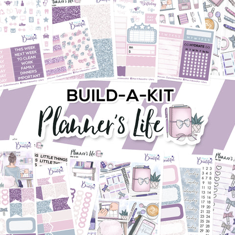 Planner's Life: Build-A-Kit