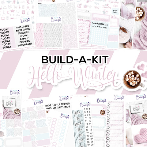 Hello Winter: Build-A-Kit