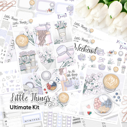 Little Things - Ultimate Vertical Kit