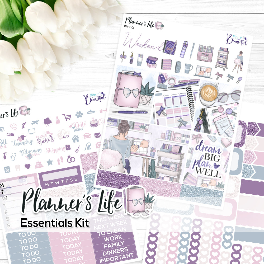 Planner's Life - Essentials Kit