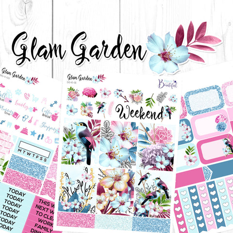 Glam Garden - Essentials Kit