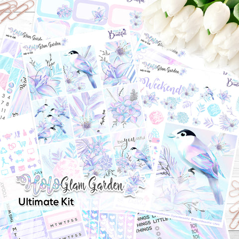 HoloGlam Garden - Ultimate Vertical Kit