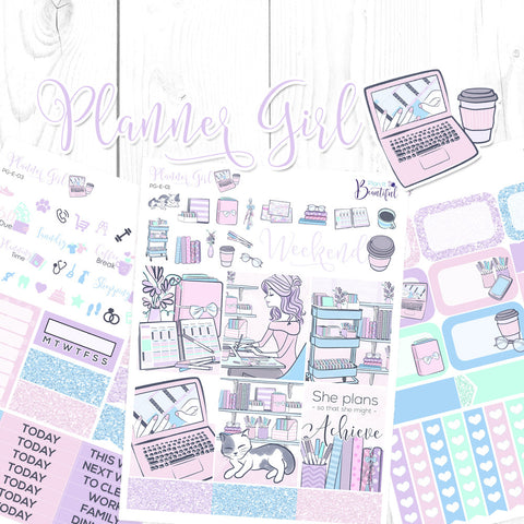 Planner Girl - Essentials Kit