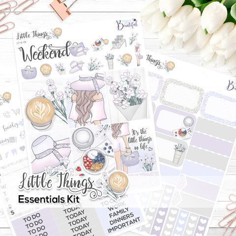 Little Things - Essentials Kit