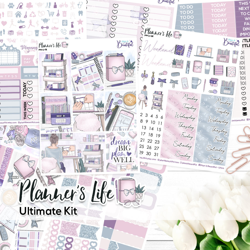 Planner's Life - Ultimate Vertical Kit