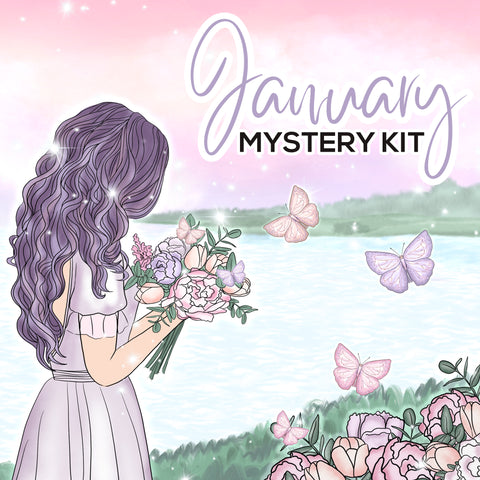 January Mystery Kit - Ultimate Vertical Kit