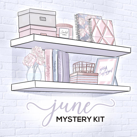 June Mystery Kit - Ultimate Vertical Kit