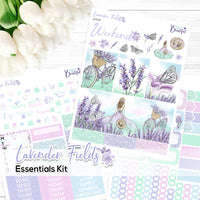 Lavender Fields - Essentials Kit