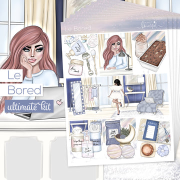 'Le Bored' Collection