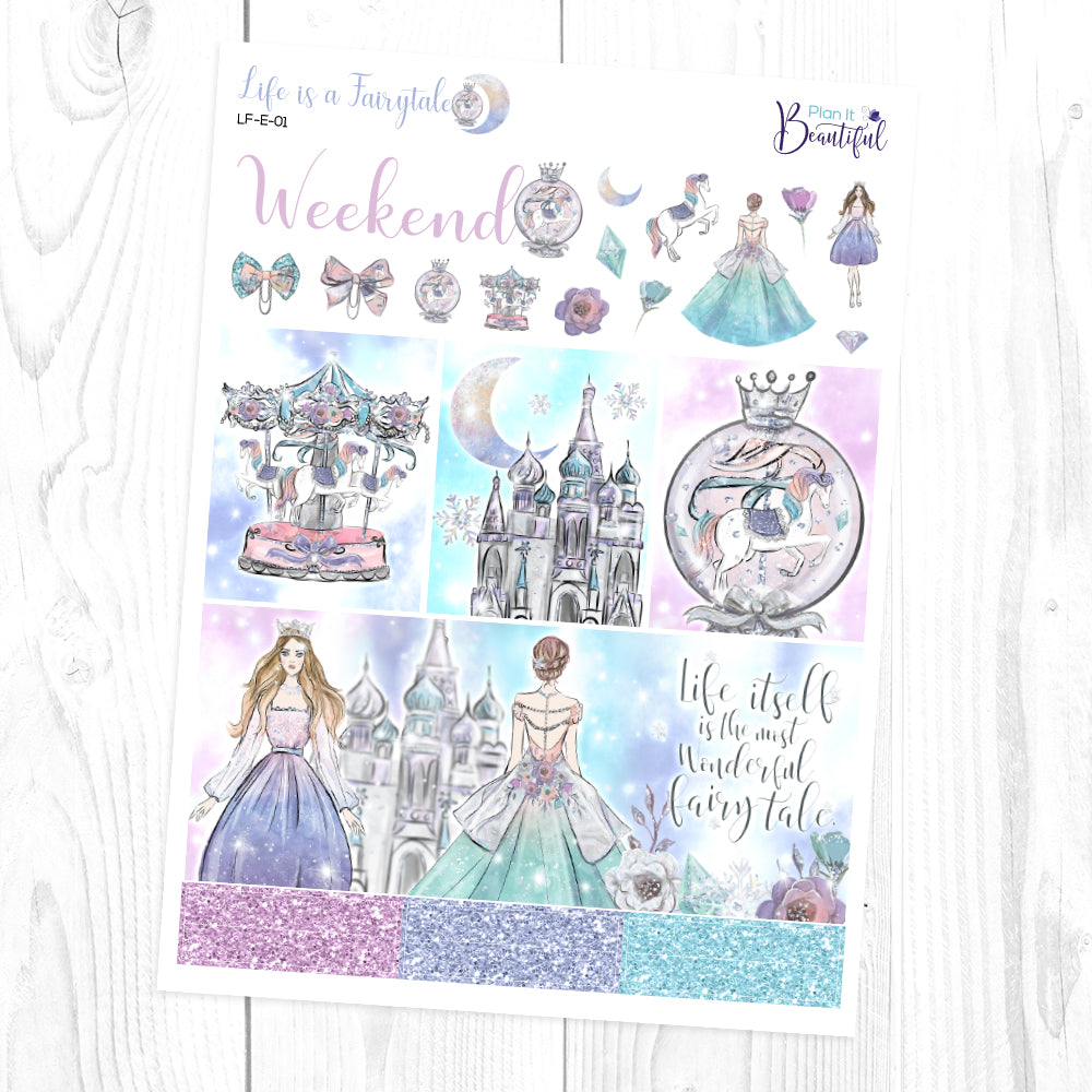 Life is a Fairy Tale - Essentials Kit