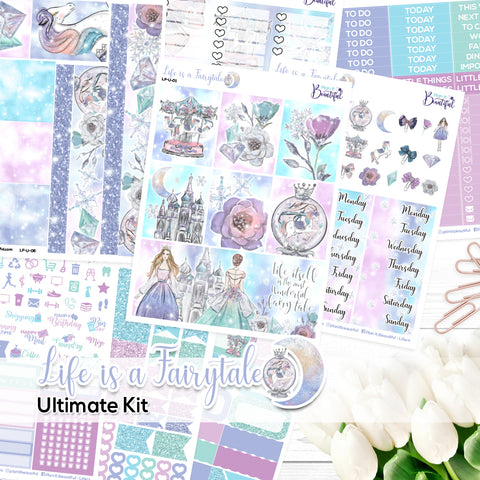 Life is a Fairy Tale - Ultimate Vertical Kit