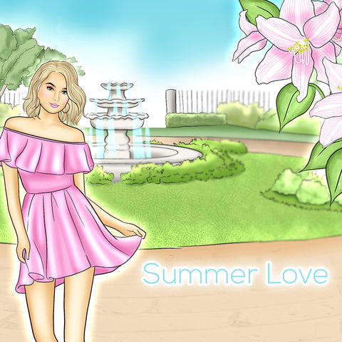 'Summer Love' Collection