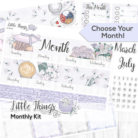 Little Things Monthly Kit