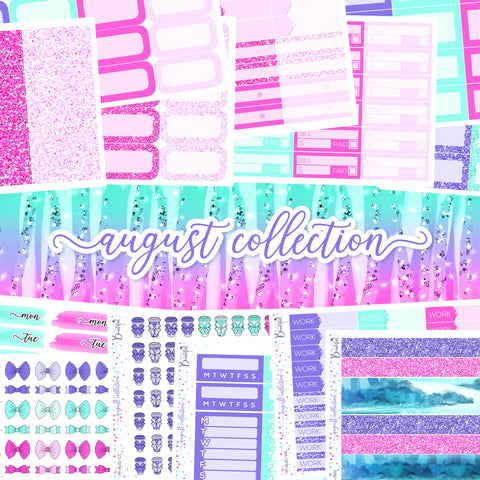 August Mystery Colour Collection