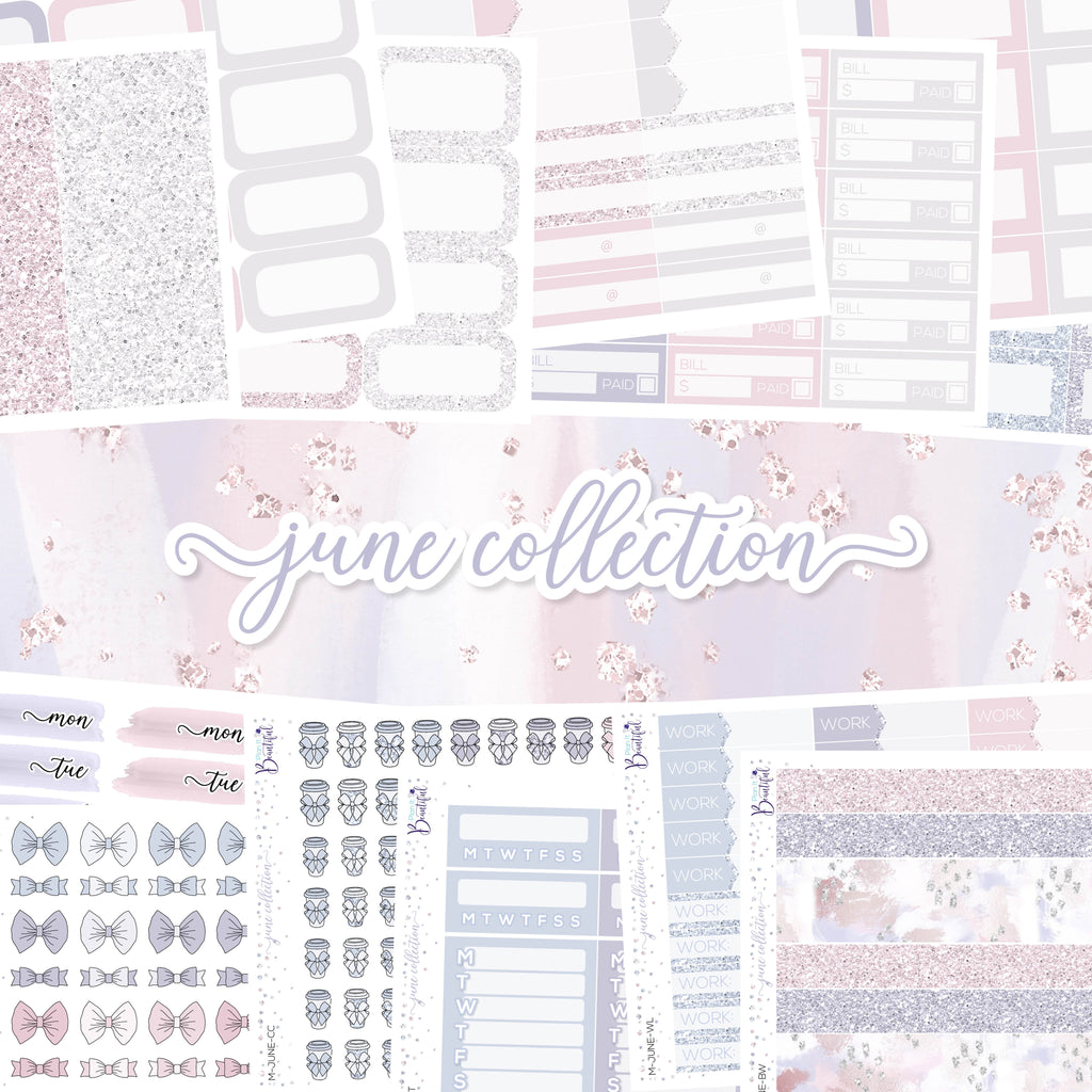 June Mystery Colour Collection