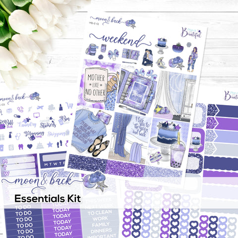 Moon & Back - Essentials Kit