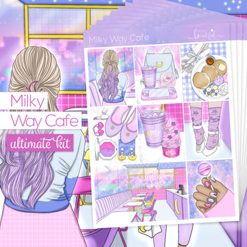 'Milky Way Cafe' Collection