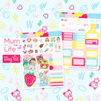 'Mum Life' Collection