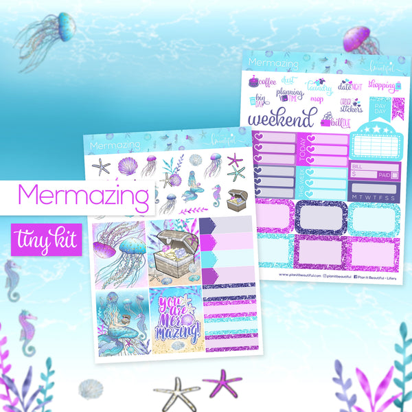 'Mermazing' Collection