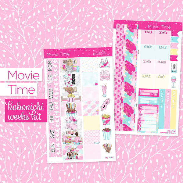 'Movie Time' Collection
