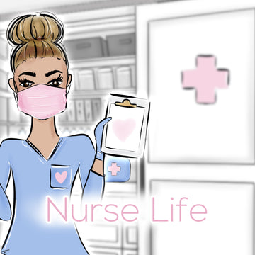 'Nurse Life' Collection