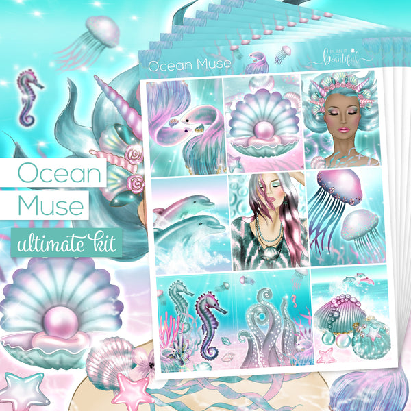 'Ocean Muse' Collection