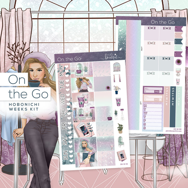 'On the Go' Collection