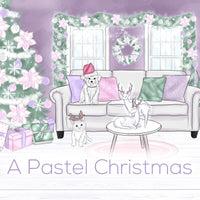 'A Pastel Christmas' Collection