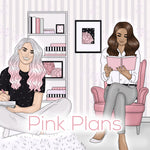'Pink Plans' Collection