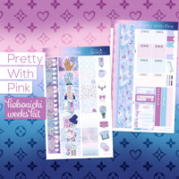 'Pretty With Pink' Collection