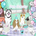 'Pet Pawty' Collection