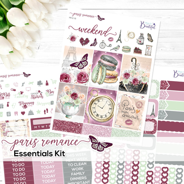 Paris Romance - Essentials Kit