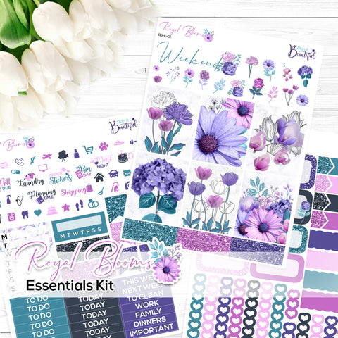 Royal Blooms - Essentials Kit