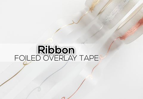 Ribbon Overlay Tape