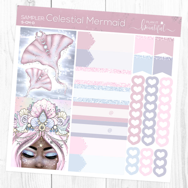 Celestial Mermaid: Sampler