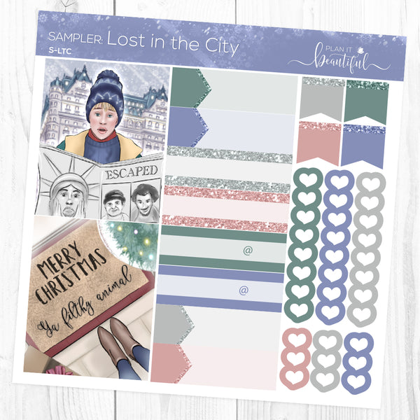 Lost in the City: Sampler