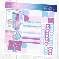 Pretty With Pink: Sampler