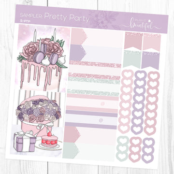 Pretty Party: Sampler