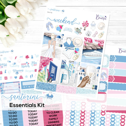 Santorini - Essentials Kit