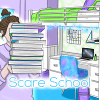 'Scare School' Collection
